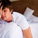 Bệnh mất ngủ ở nam giới tuổi thanh niên