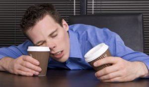 Biểu hiển của mất ngủ về đêm